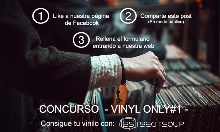 Concurso: Vinyl Only#1 //Consigue un vinilo