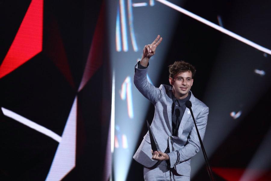 Flume arrasa en los ARIA Awards Australianos