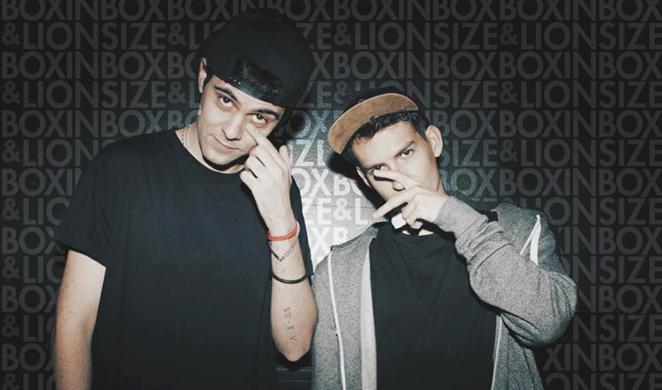 ¿Quieres un remix de éxito? Llama a BOXINBOX & LIONSIZE