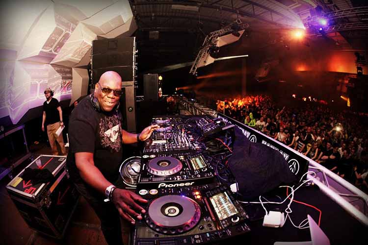"Llega el documental ""Carl Cox: Space Is The Place"""