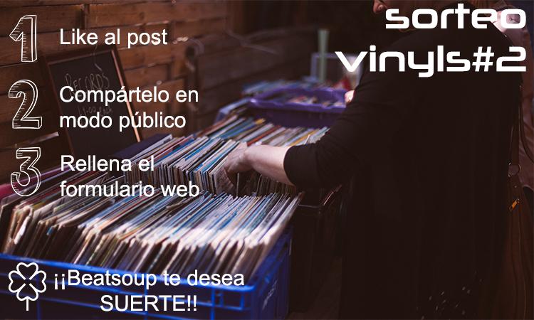 Concurso: Vinyls#2 ¡Llévatelo a casa!