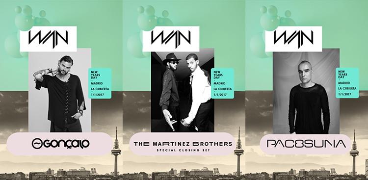 WAN Festival cierra su cartel para inaugurar el 2017