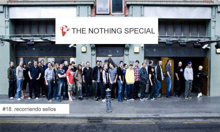 Recorriendo Sellos: The Nothing Special (London)