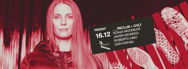 Sonja Moonear devolverá el baile a Reclub Xtra Series
