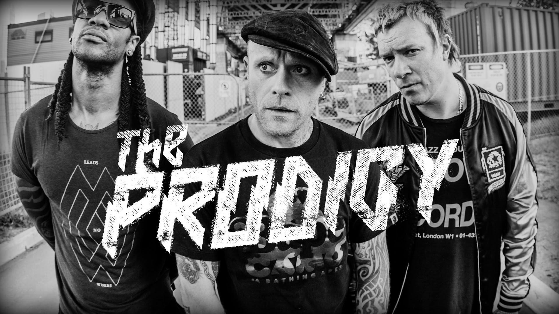 The Prodigy huele a nuevo disco en 2017