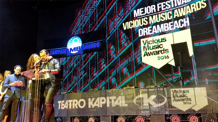Dreambeach Villaricos celebra premio con 30 nuevos artistas