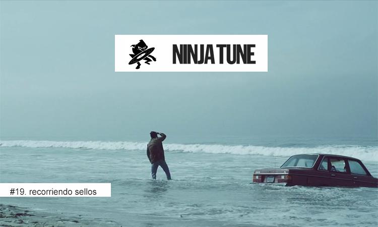 Recorriendo Sellos:  Ninja Tune (Londres)
