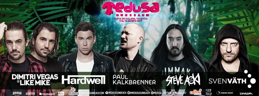 Medusa Sunbeach Festival reordena sus escenarios para acoger un 40% más de asistentes