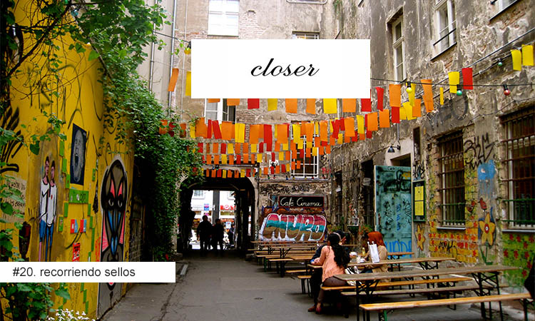 Recorriendo Sellos: Closer (Berlín)