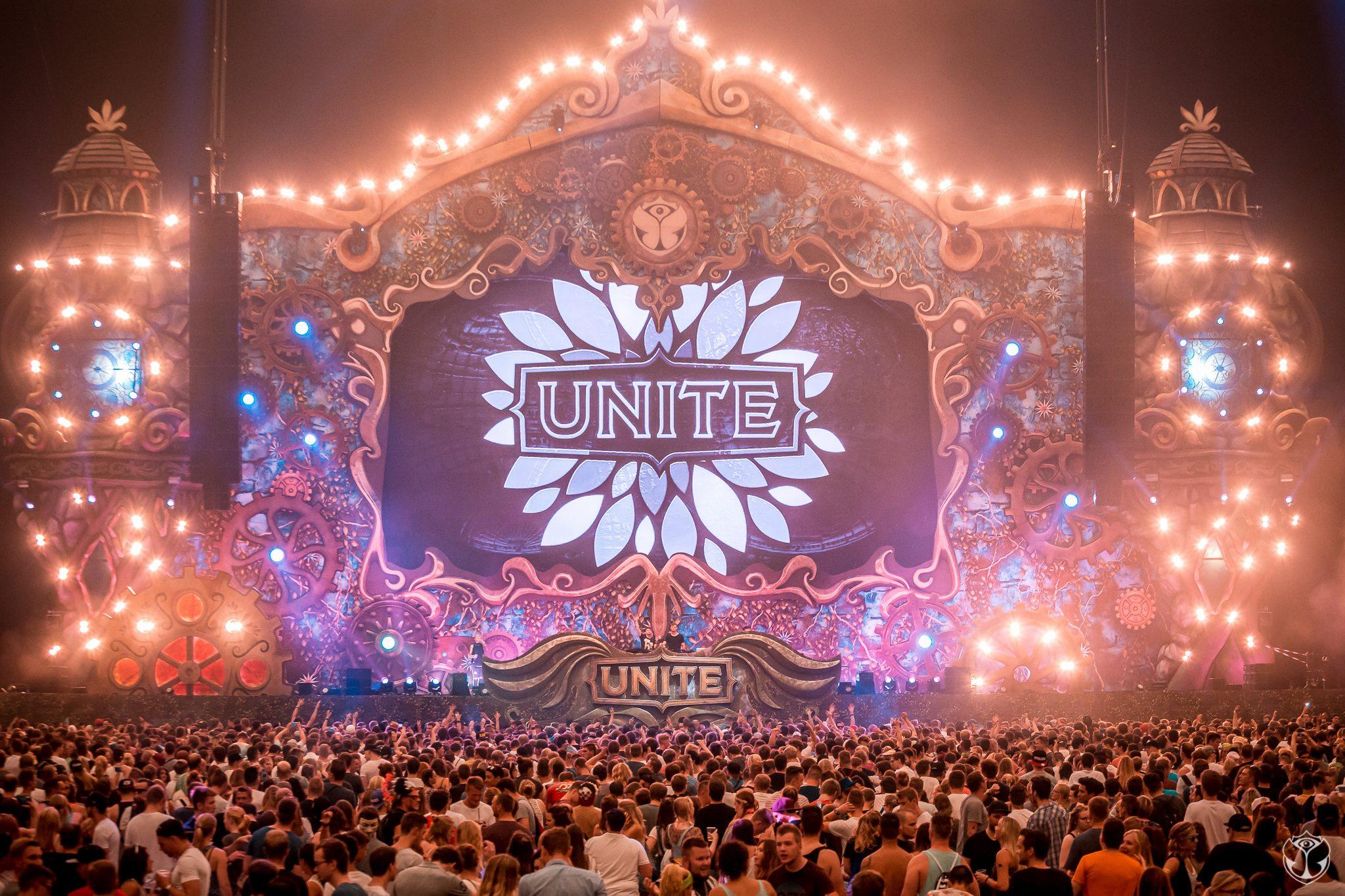 """""""Unite"""" Tomorrowland viene a España en Julio"""