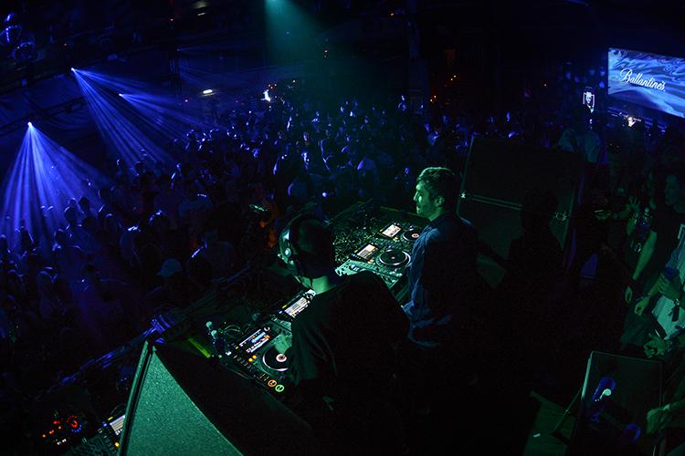 Boiler Room Ballantines Madrid True Music Uroz B2B Sano