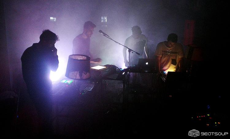 Depaart Live, honestidad electrónica en formato directo