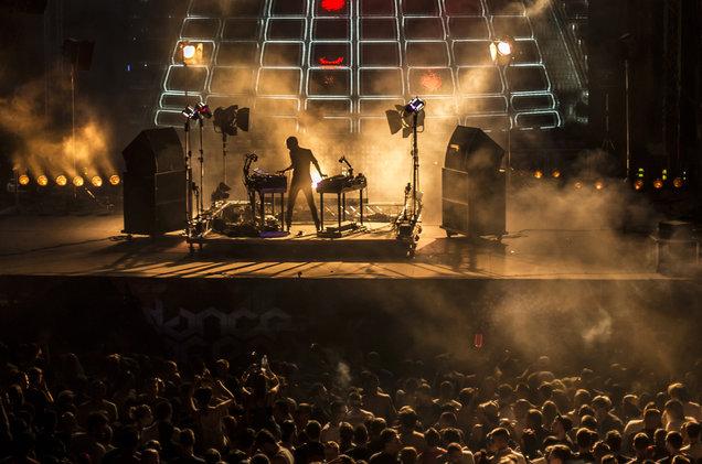 Richie Hawtin presenta CLOSE, una experiencia audiovisual