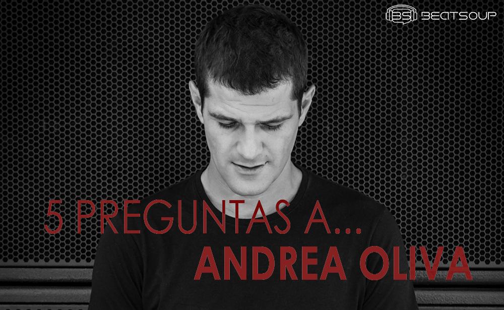 5 preguntas a... ANDREA OLIVA