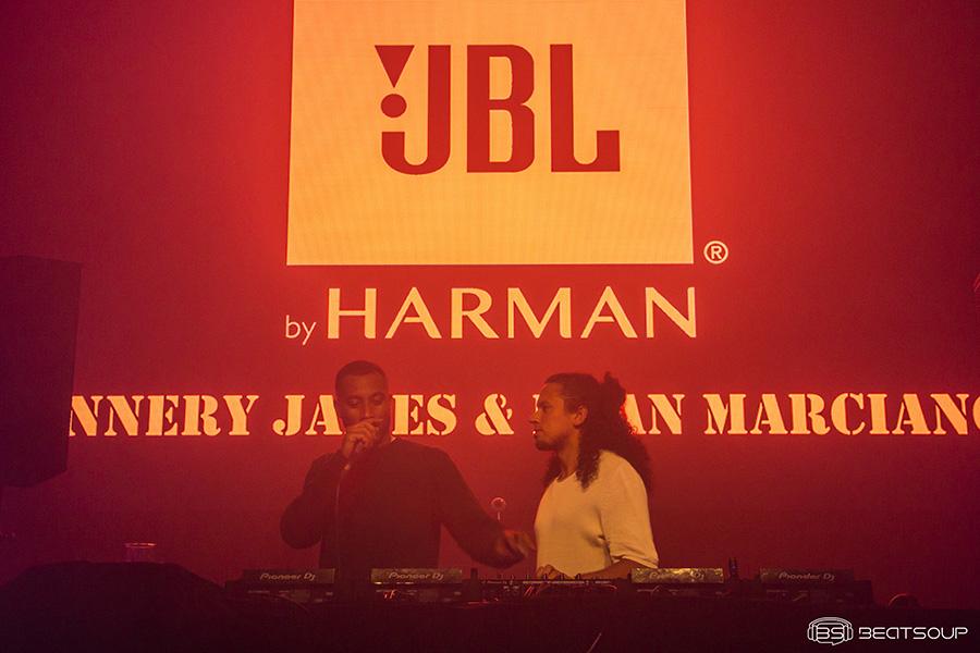 Noche de récord Guinness en Londres con JBL y Sunnery James & Ryan Marciano