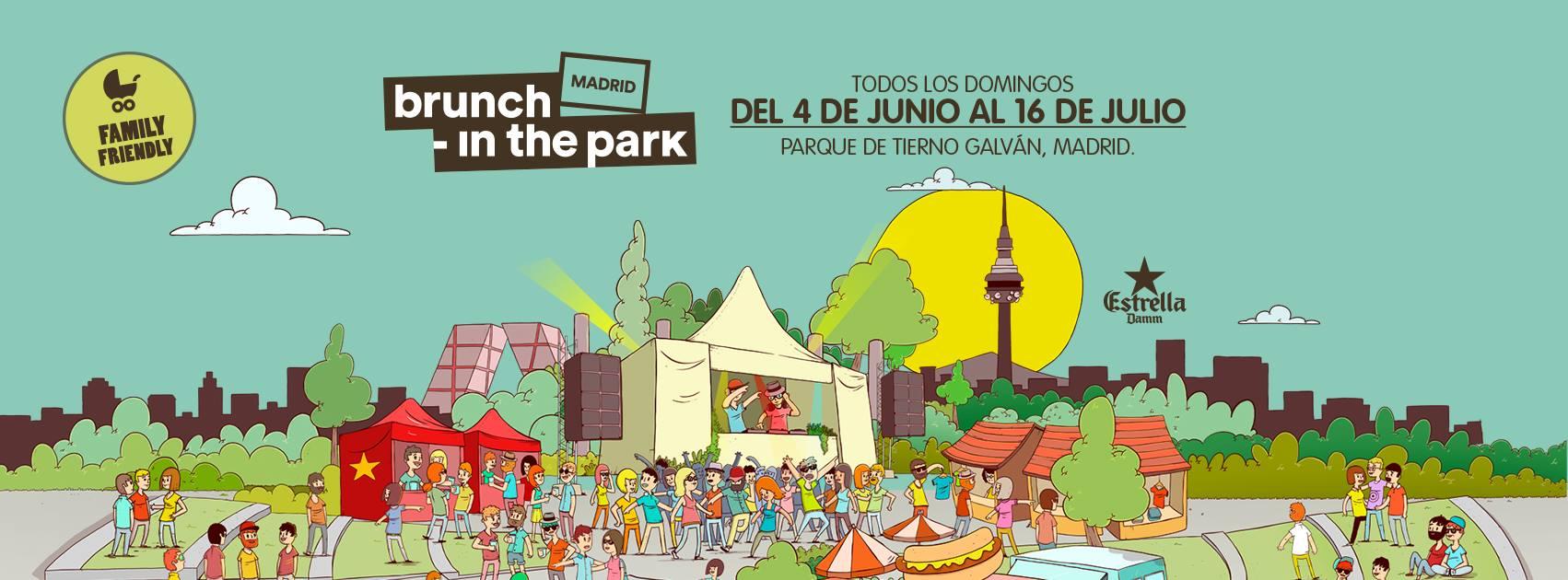 """""""Brunch -In the Park"""" regresa a Madrid y desglosa los artistas por días"""