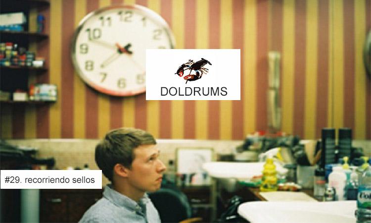 Recorriendo Sellos:  Doldrums  (Londres)