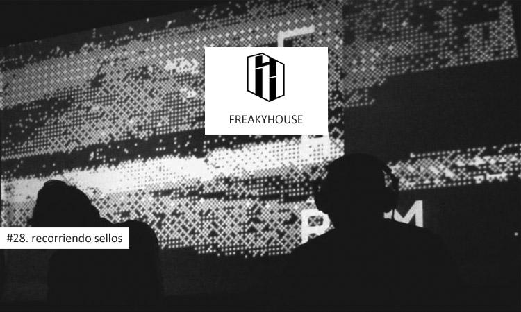 Recorriendo Sellos:  Freakyhouse (Budapest)