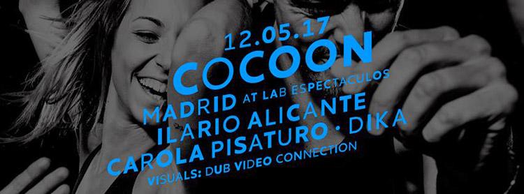 Cocoon desembarca en LAB Espectáculos este viernes [+SORTEO]