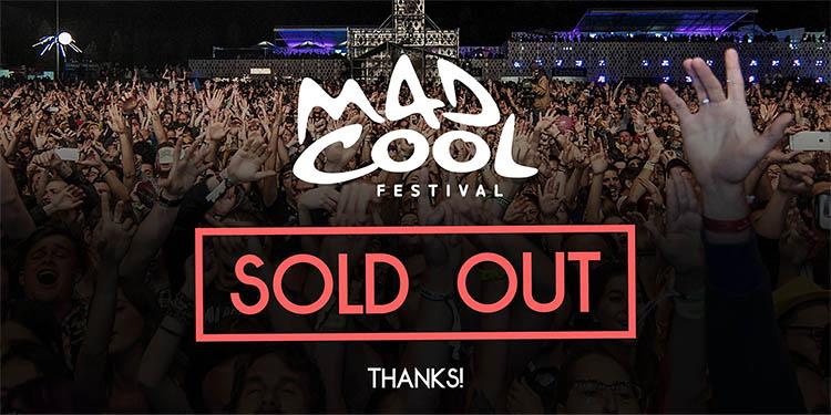 Mad Cool Festival cuelga el 'sold out' y confirma sus últimas bandas