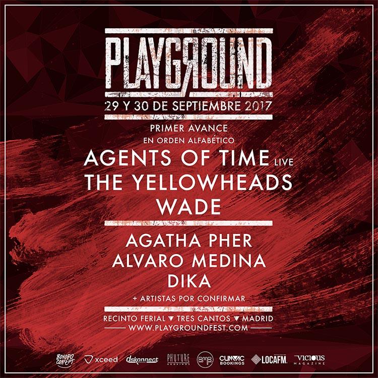 Playground Fest crece en su segunda edición