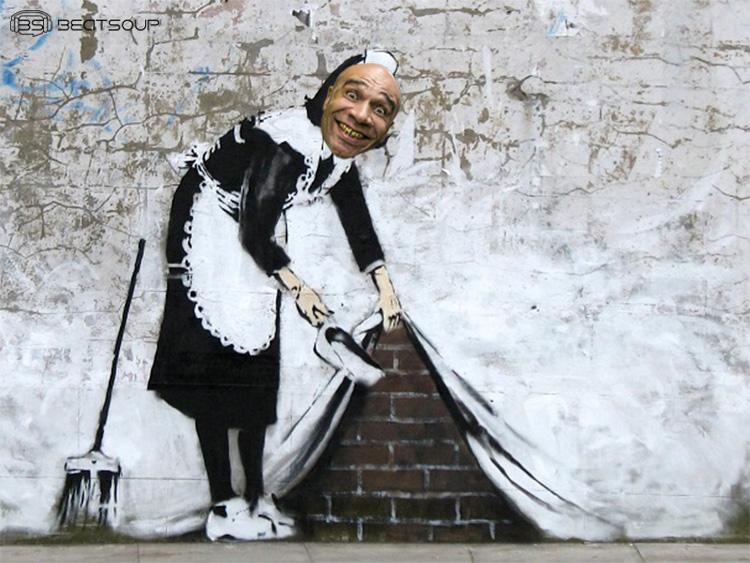 ¿Sabías qué... Goldie podría haber desvelado la identidad de Banksy?