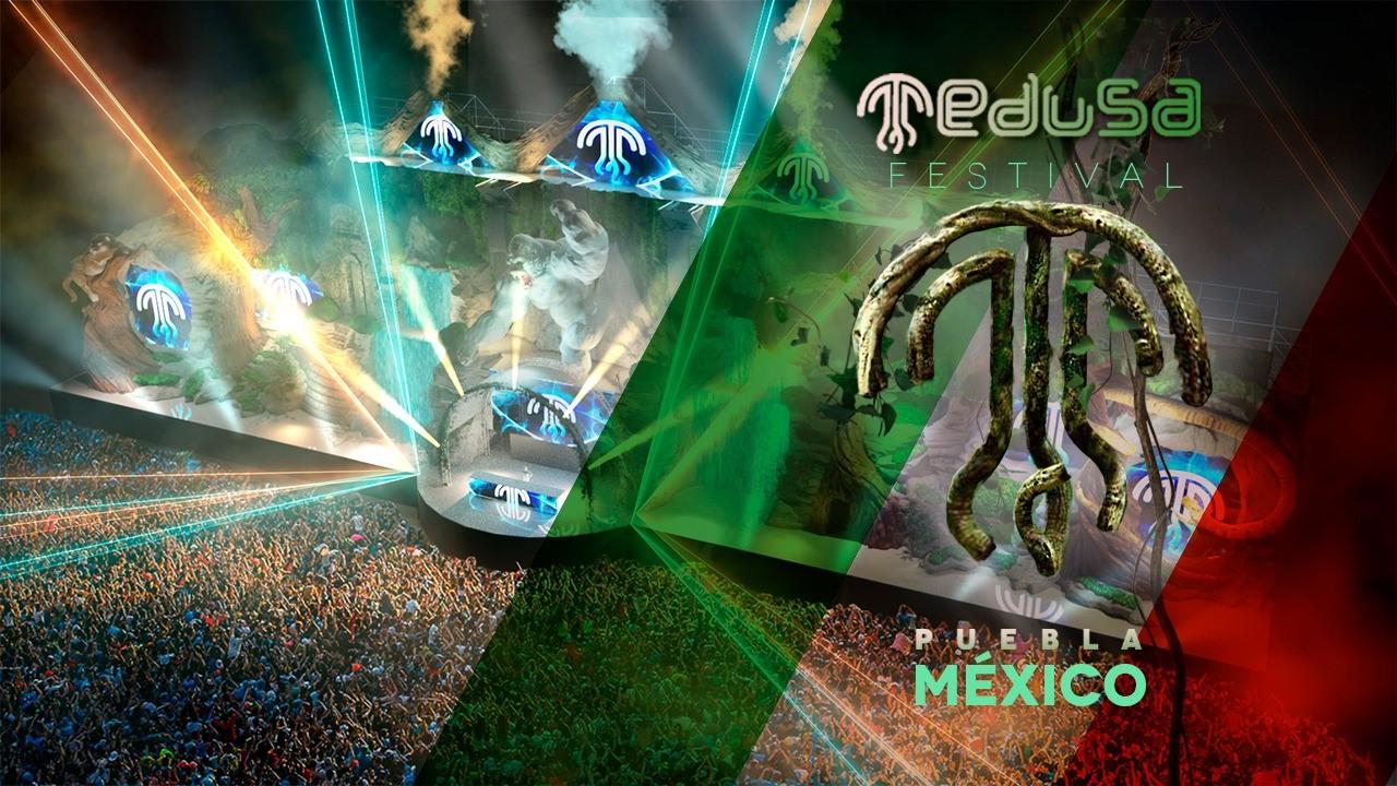 El Medusa Sunbeach Festival se expande hacia México en 2018