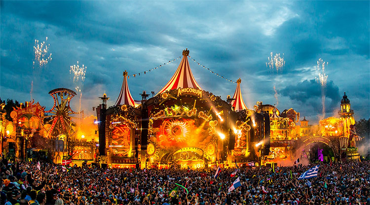 ¡Revive Tomorrowland 2017 desde casa!