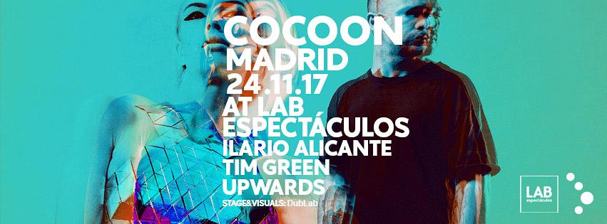 Cocoon vuelve a Madrid para quedarse