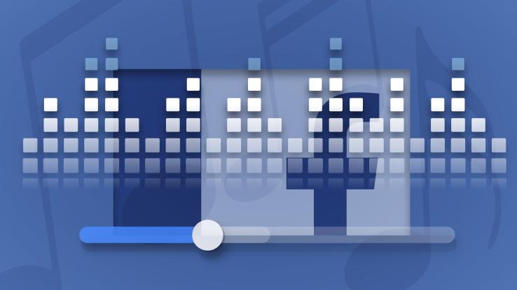 Facebook lanza una colección de música y efectos de sonido