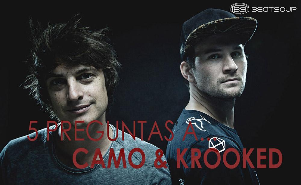 5 preguntas a... CAMO & KROOKED