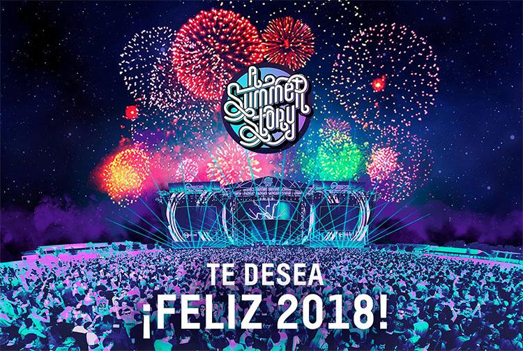 A Summer Story felicita el 2018 con un nuevo headliner y novedades