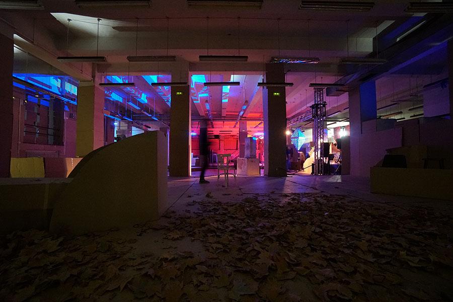 MAGIC ROOM: 24h de música electrónica en la universidad
