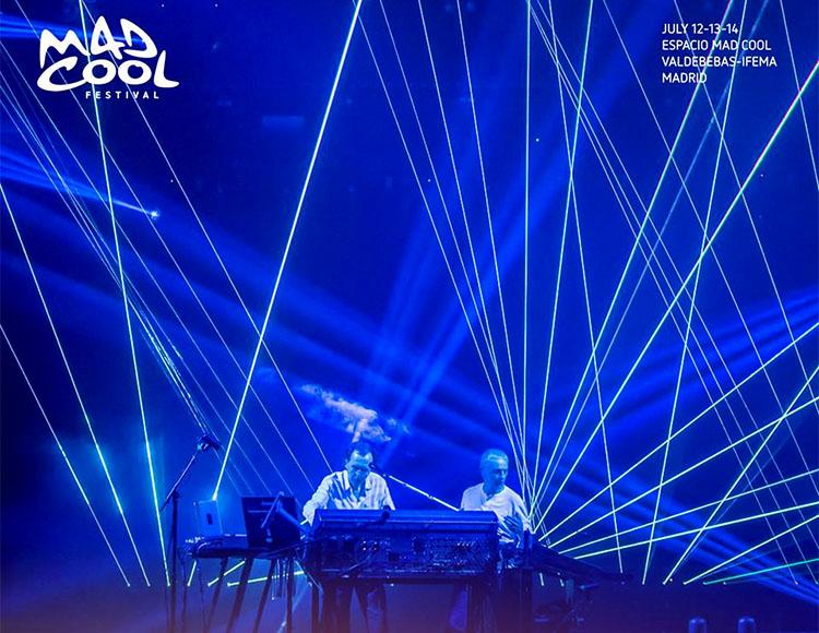 La música electrónica, más protagonista en Mad Cool 2018