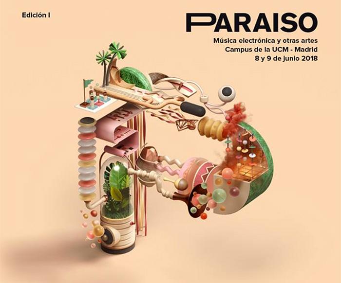 Vanguardia y eclecticismo entre los primeros artistas de Paraíso Festival