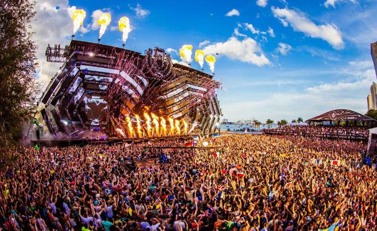 Todo listo para el vigésimo aniversario de Ultra Music Festival
