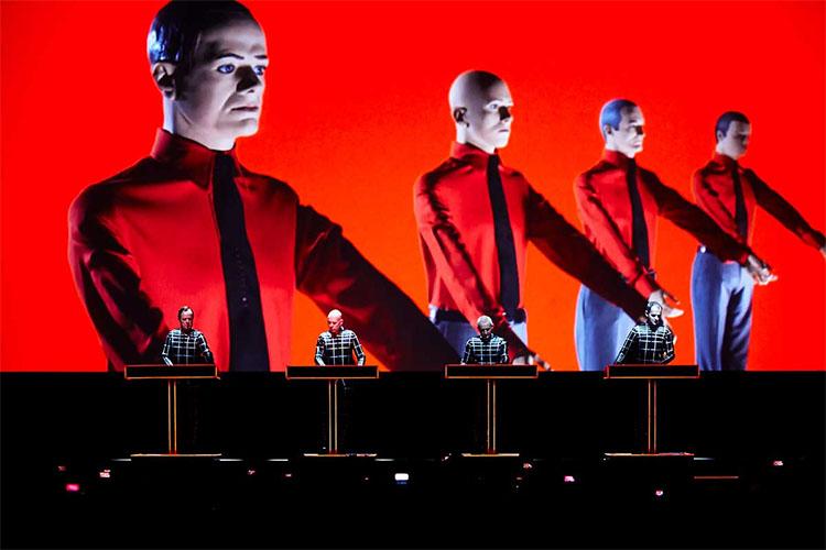 Kraftwerk traerá su show 3-D este verano a Madrid