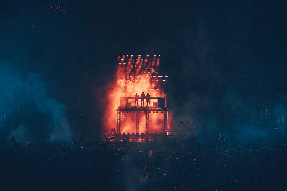 Swedish House Mafia volvió a reunirse... ¿para siempre?