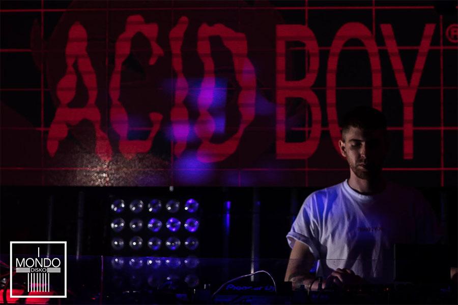 Involve Records inunda Mondo Disko de ácido en una noche memorable