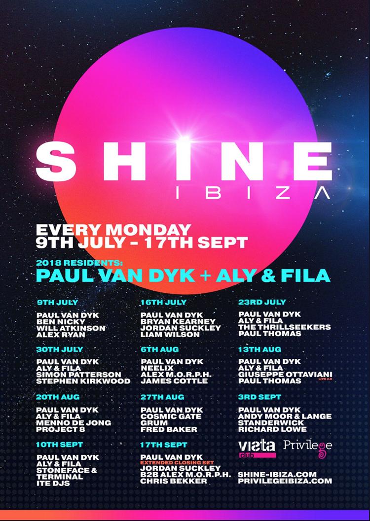 Shine-Ibiza