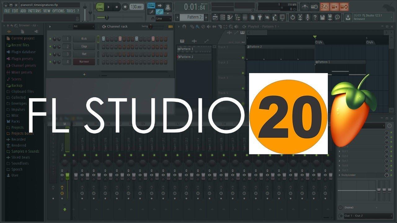 FL Studio 20 llega para Mac