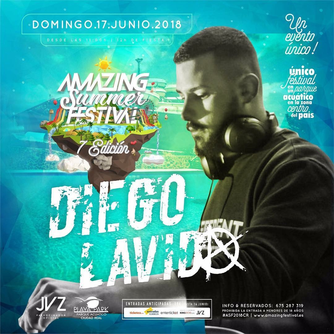 Diego-LaVida---Amazing-Summer-Festival