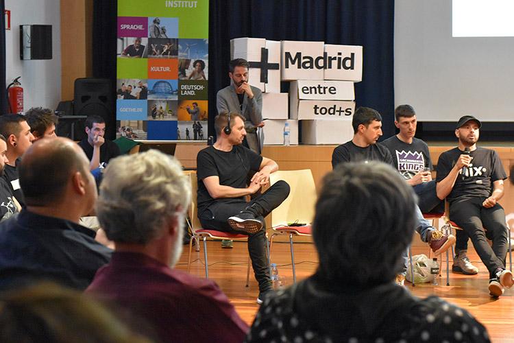 III Encuentro nix: en busca de una noche madrileña mejor