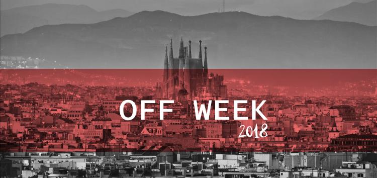 Off Week: semana de culto a la música electrónica en Barcelona