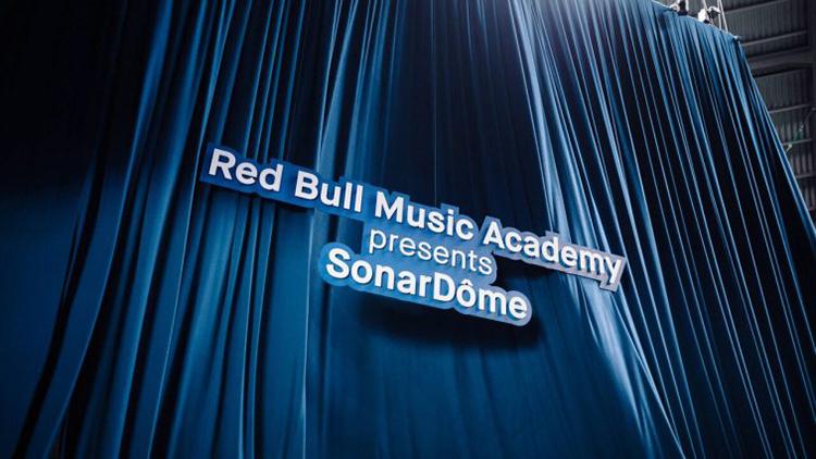 Sigue en directo Red Bull Radio desde SonarDôme 2018