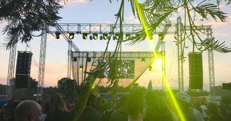 Cumbrecassing Festival y otras formas de amar el techno