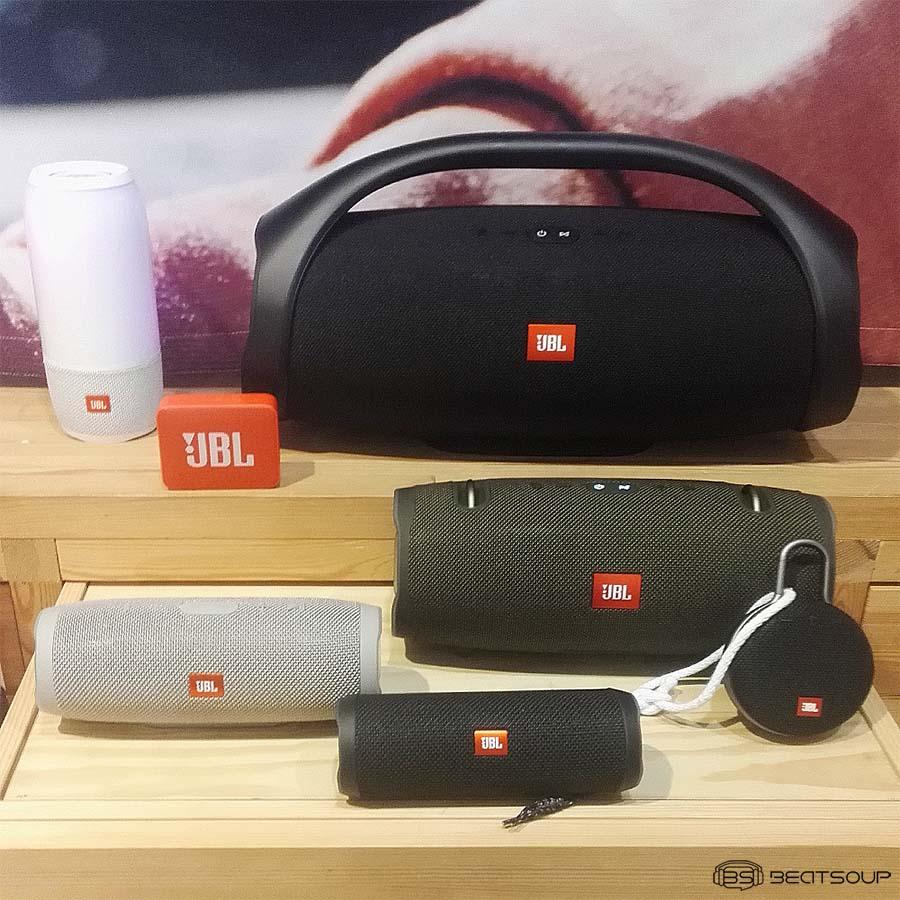 JBL presenta en Madrid su gama de audio más veraniega