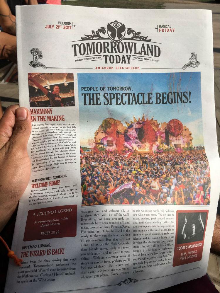 Tomorrowland-Today