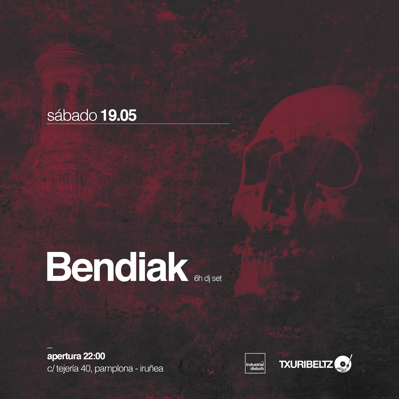 bendiak---txuribeltz