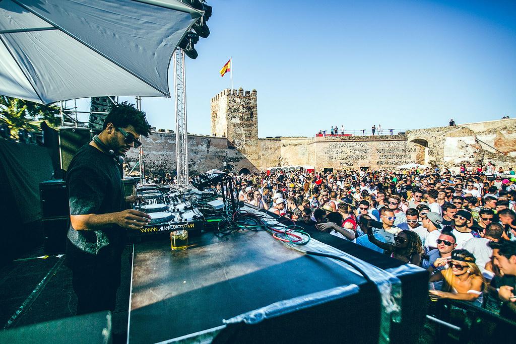 Into the Valley: música underground en un Castillo de Fuengirola